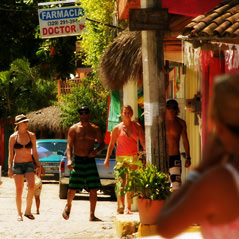 Puerto Vallarta Versus Sayulita Sayulita Beach