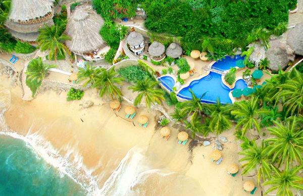 Hotel Playa Escondida en Sayulita